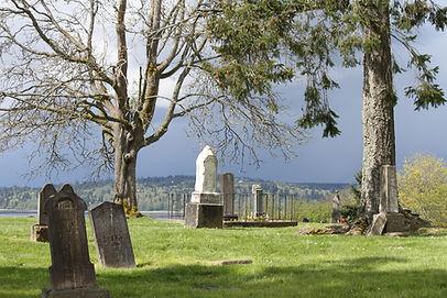 Buena Vista Cemetery Port Gamble