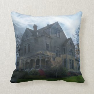 Walker-Ames Throw Pillow