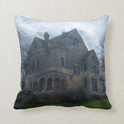 Walker-Ames Throw Pillow