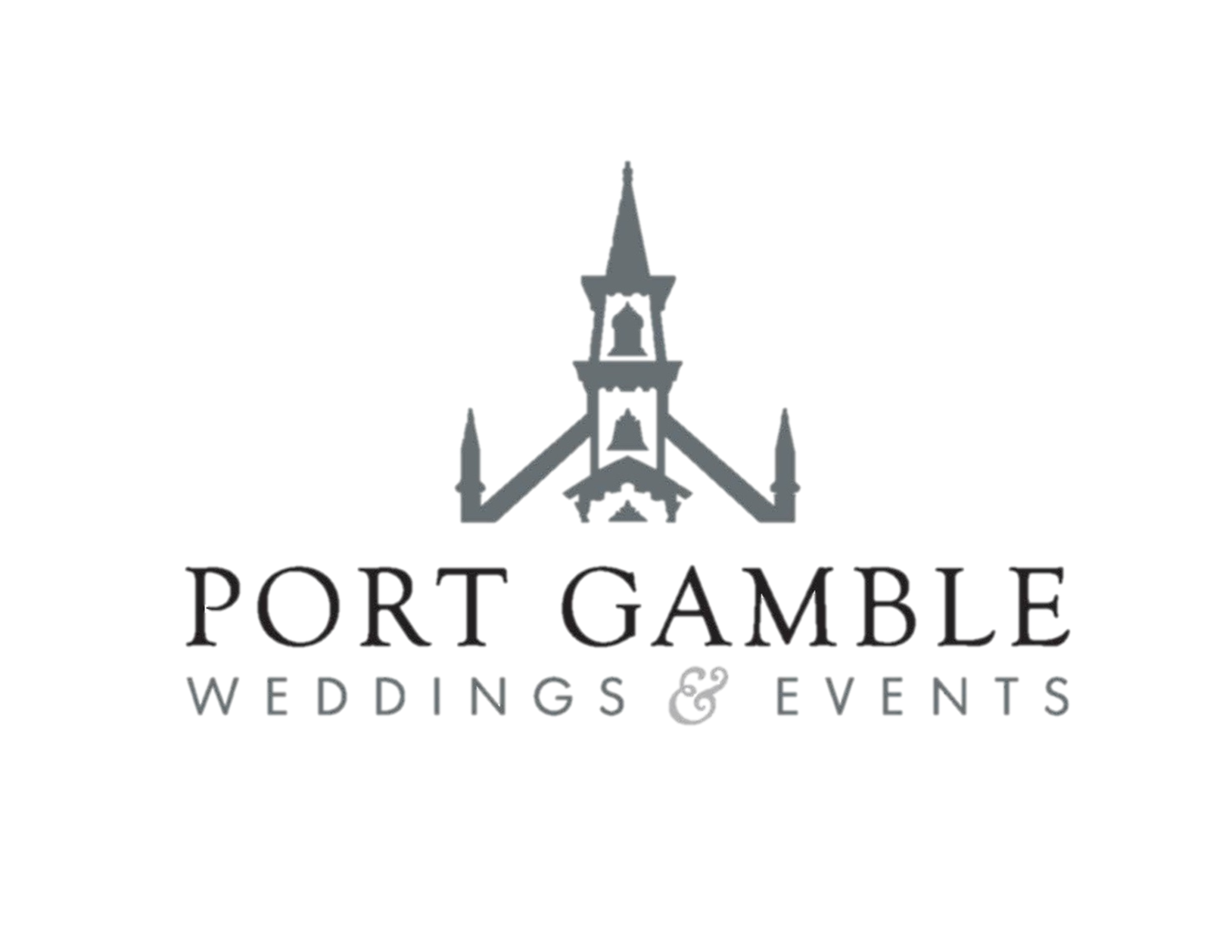 Port Gamble Weddings & Events Logo