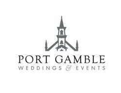 Port Gamble Weddings & Events Logo