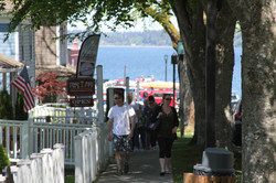 Waterfront and Small Town Charm