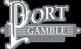 Port Gamble Logo