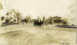 Rainier Ave in Port Gamble 1907