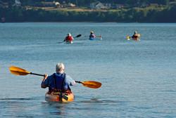 Paddle Kitsap Port Gamble