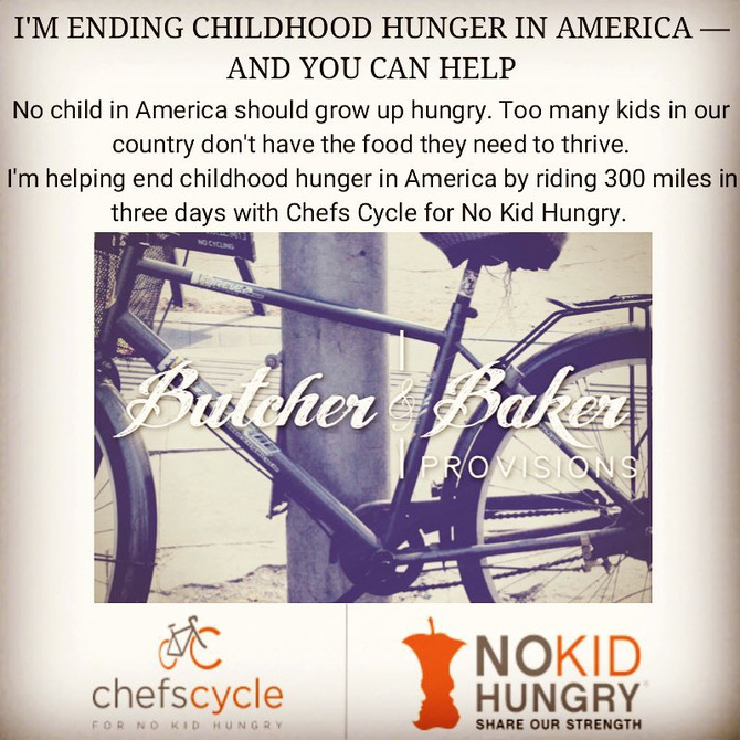 Port Gamble Business Owner Hits the Road this May to Fight Childhood Hunger
