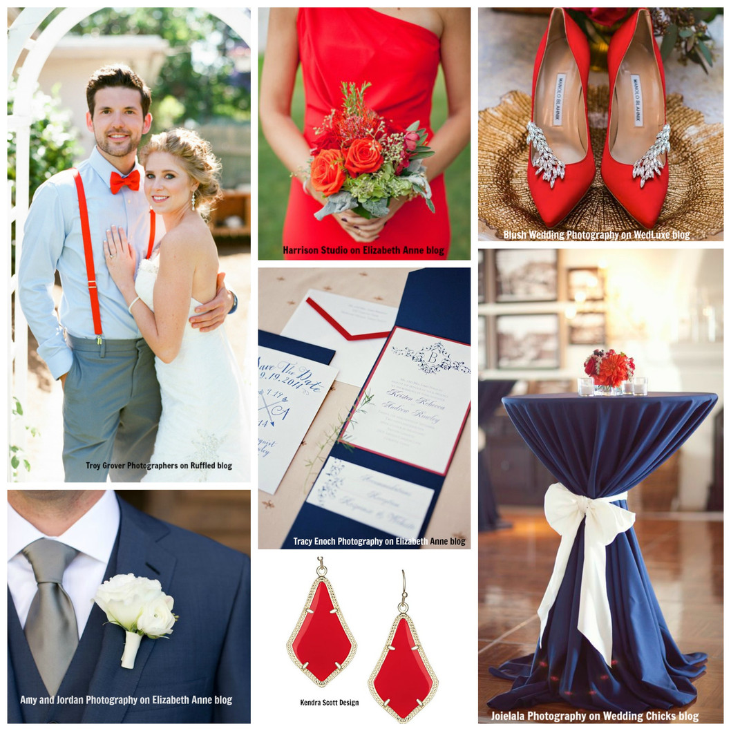 Pantone's Spring Wedding Colors of 2016