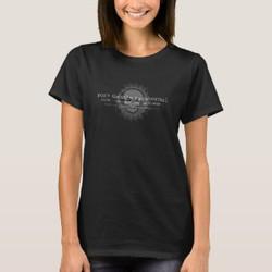 Ladies Short-Sleeve 1-Side T-Shirt