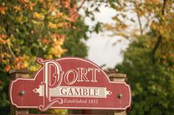 Welcome to Port Gamble, WA