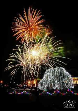 Amazing Fireworks Shows