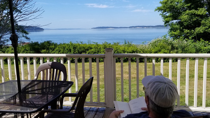 Unplug and Connect to a Simpler Time with the Port Gamble Guest Houses