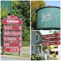 What Will You Find in Port Gamble