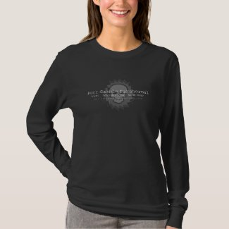 Ladies Long-Sleeve 2-side T-Shirt