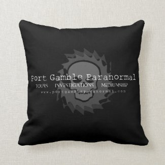 PGPT Throw Pillow