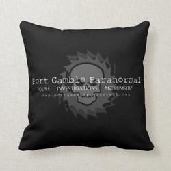 PGPT Throw Pillow