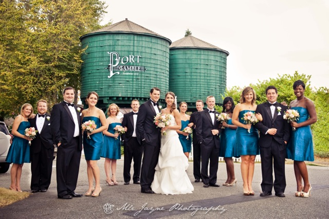 Port Gamble Wedding Photo-Op