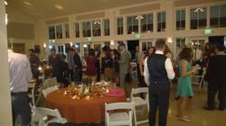 Parties at the Vista Pavilion