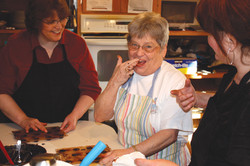 Chocolate Classes at The Tea Room