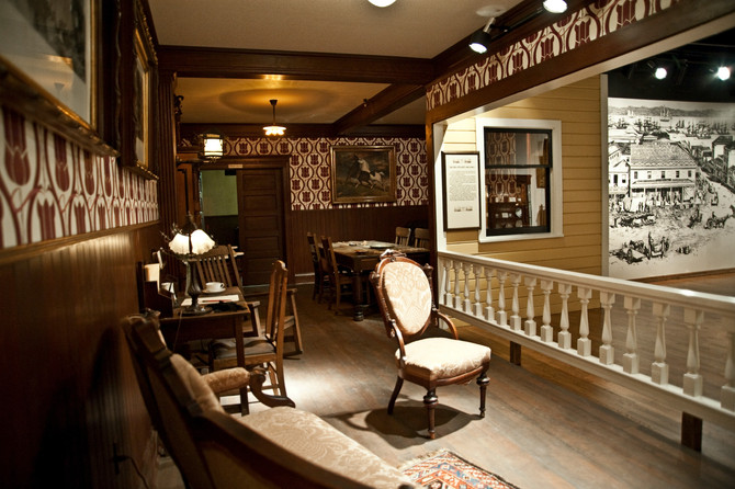 Port Gamble Historic Museum Closed until May 2018, but Available for Private Events/Tours $100/Hour