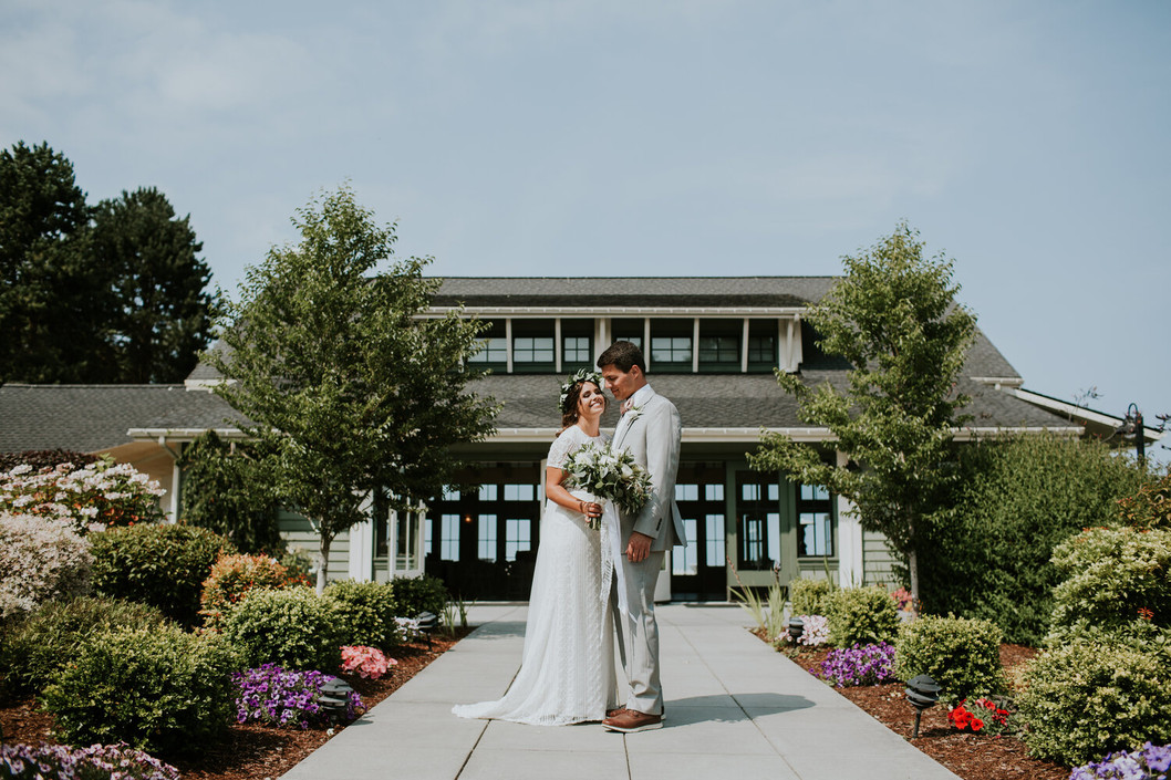 Celebrate Love With a Minimony at Port Gamble!