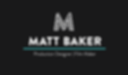 Baker.M.Businesscardfront.FILM302.18-19.