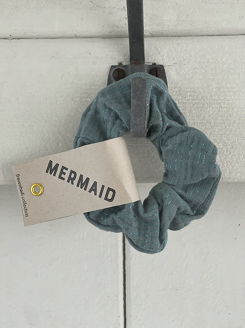 """Scrunchie """"Mermaid"""""""