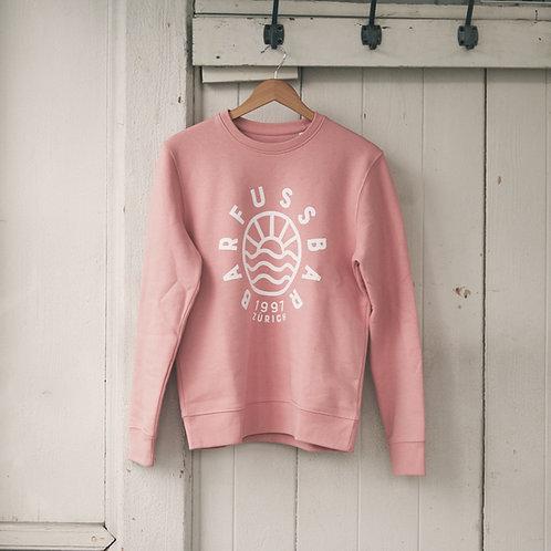 Sweater unisex canyon pink