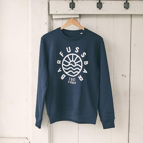 Sweater unisex navy