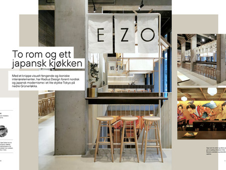 «To rom og ett kjøkken», kritikk ute i Arkitektur-N, #1-2020