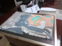Printed - 3D Architectural Model Full Color