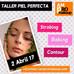 2 abril - Taller Piel Perfecta con Contour, Strobing & Baking
