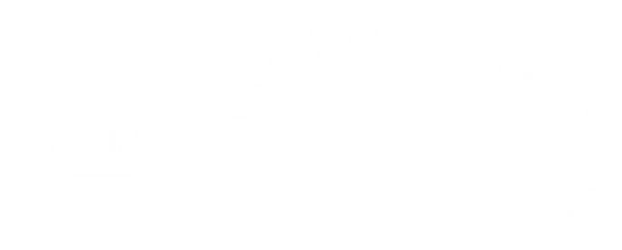 Logomarca da exposição Oficina Molina Palatnik