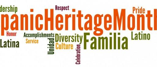 Let's Celebrate Hispanic Heritage Month Together!
