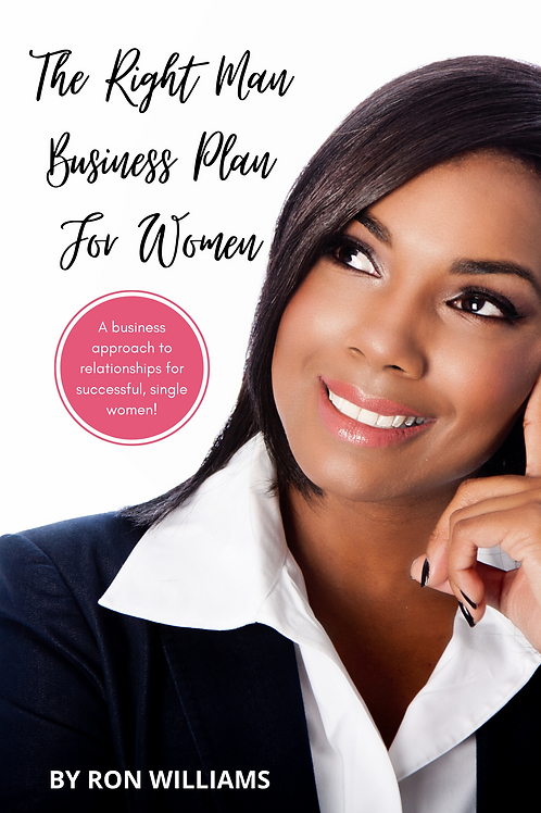 The Right Man Business Plan for Women