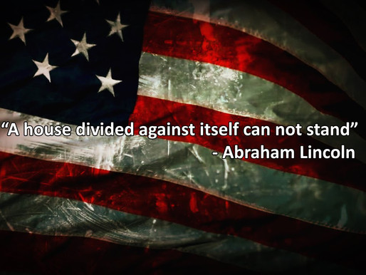 America Has Been Prideful - Is a Fall Before Us?