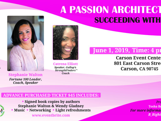 Succeeding With Passion:  Designing The Life You've Always Dreamed Of!
