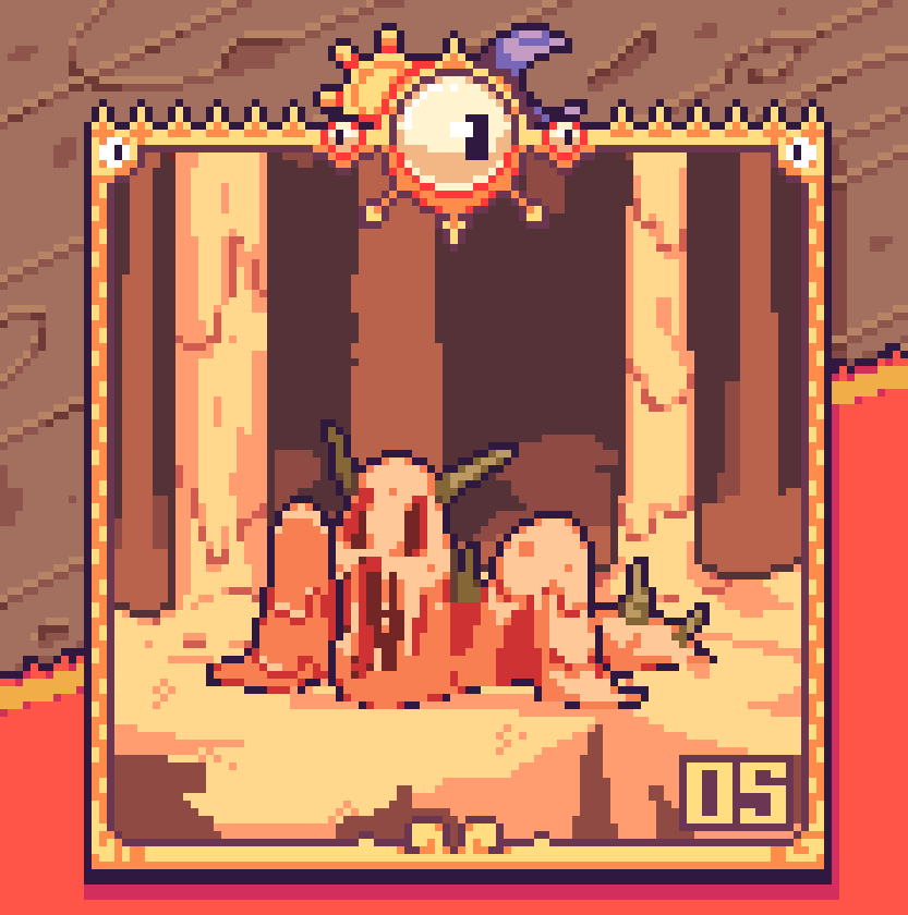 #05 - Corpse of Sand