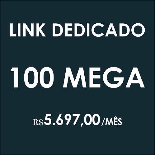 INTERNET LINK DEDICADO 100 MEGA