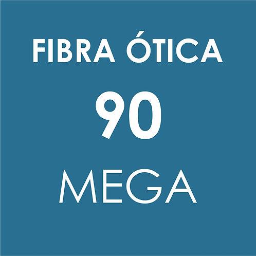 INTERNET 90 MEGA FIBRA ÓTICA