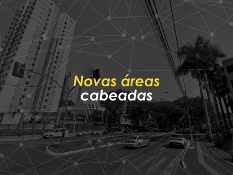 Internet por Fibra Ótica: Novas áreas cabeadas no centro de Foz do Iguaçu