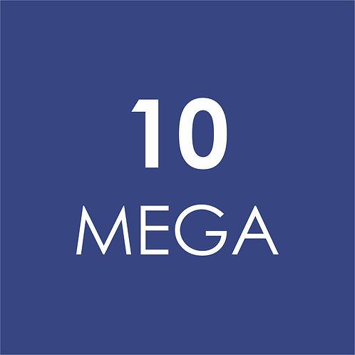 INTERNET 10 MEGA