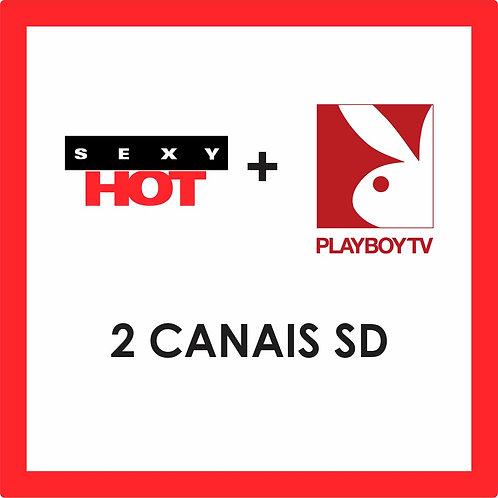 SEXYHOT + PLAYBOY - À LA CARTE