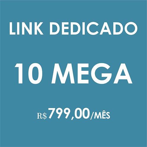 INTERNE LINK DEDICADO 10 MEGA