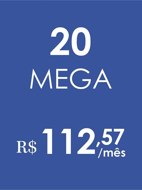 INTERNET 20 MEGA