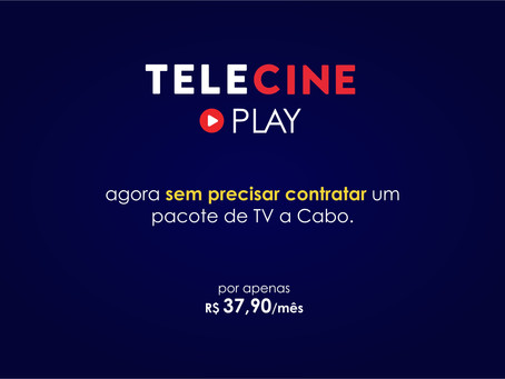 Lançamento: Telecine streaming para assinantes da Linca!!