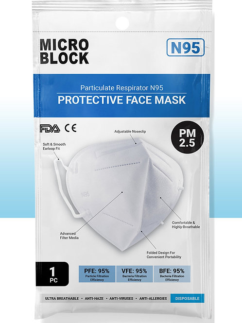 10,000 (10 cases) N95 Medical Masks