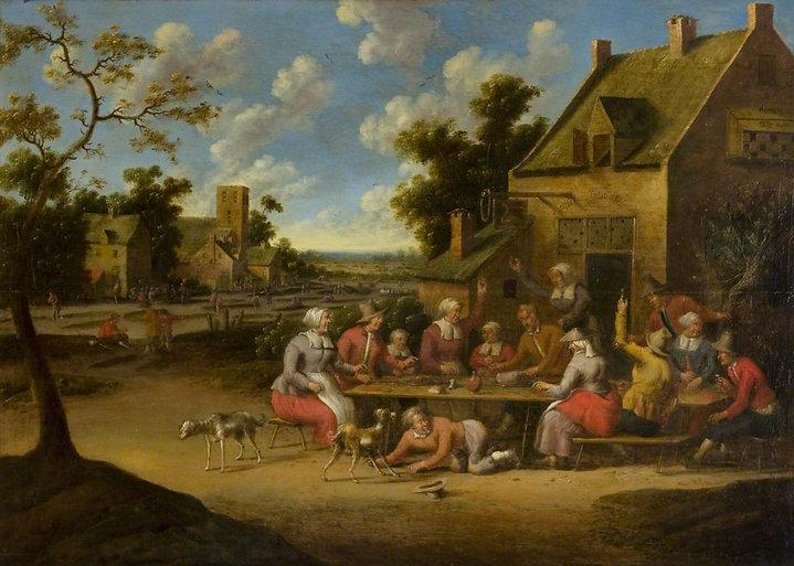 Cornelis Drochsloot_Peasant Feast.jpeg