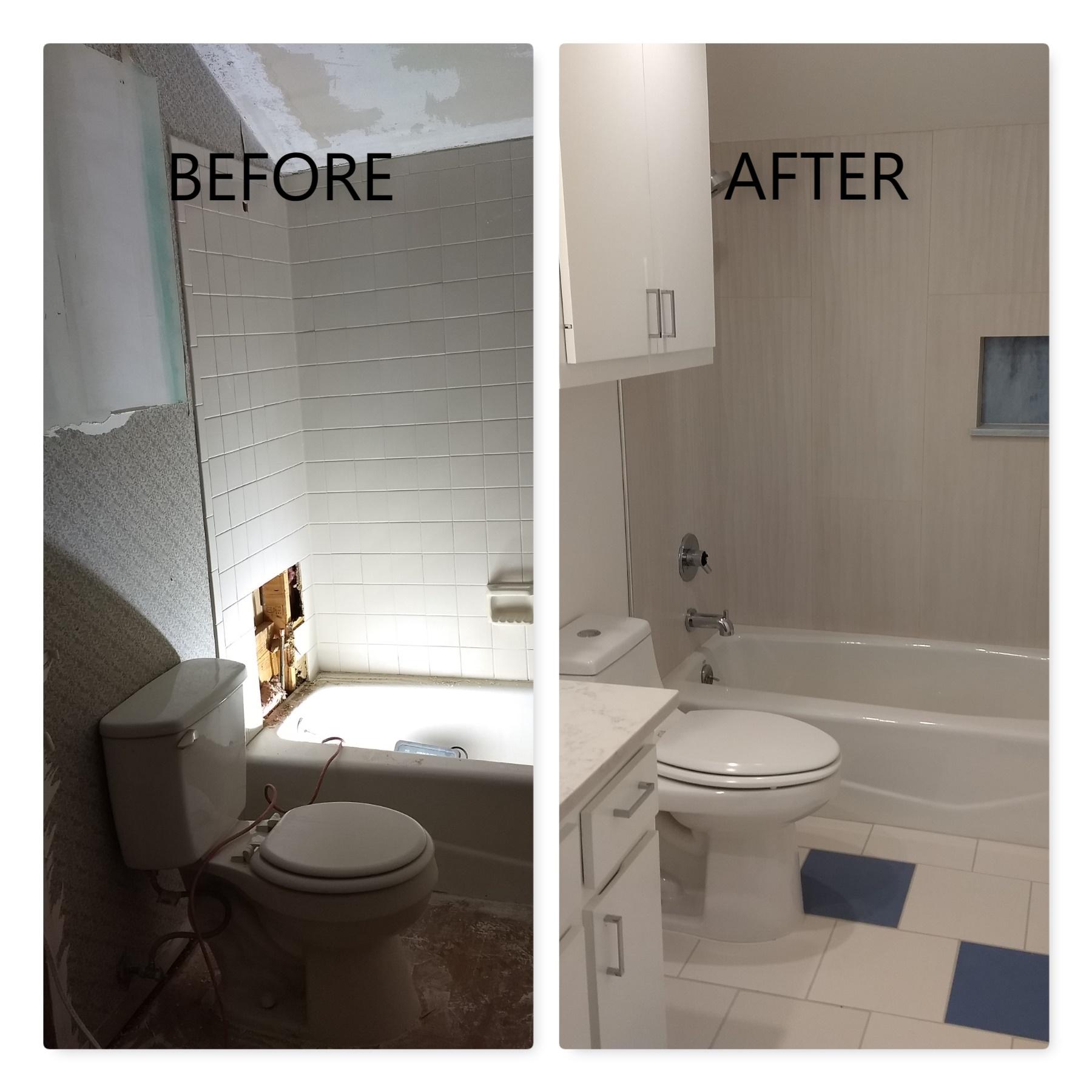 00 Upper Bathroom