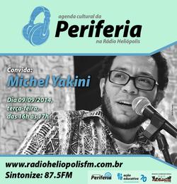 Participação Rádio Heliópolis