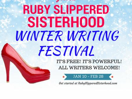 Winter Writing Festival 2017